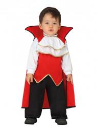 Déguisement vampire bébé garçon Halloween