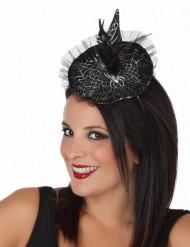 Mini chapeau sorcière Halloween