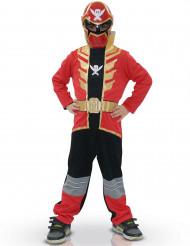 Déguisement classique Rouge Power Rangers™ Super Mega Force
