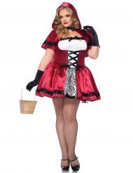 Déguisement chaperon rouge femme grande taille