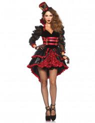 Déguisement vampire victorienne femme Steampunk
