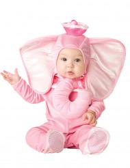 Déguisement Eléphant rose pour bébé - Classique