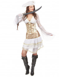 Déguisement pirate sexy blanche femme