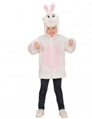 Veste à capuche lapin enfant