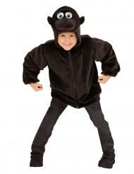 Veste à capuche gorille enfant