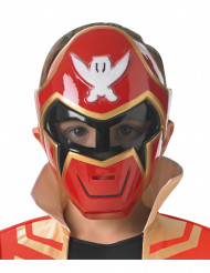 Masque PVC Power Rangers Super Mega Force™ enfant