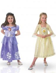 Pack déguisements classiques fille Princesse Sofia et Ambre™ Coffret