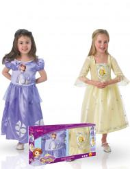 Coffret déguisements classiques fille Princesse Sofia et Ambre™