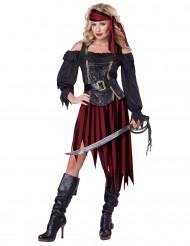 Déguisement Femme Pirate pour adulte