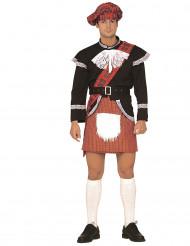 Kilt écossais humoristique adulte