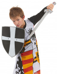 Déguisement avec accessoires Chevalier Enfant