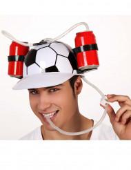 Casque anti-soif football
