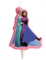 Bougie La Reine des Neiges™ 8 cm