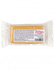 Pâte à sucre or 100g