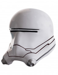 Masque luxe casque 2 pièces Flametrooper Star Wars VII™ adulte
