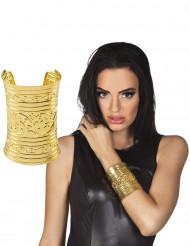 Bracelet manchette reine du nil femme