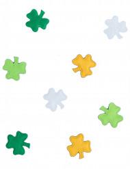 Confettis de feutre Saint Patrick