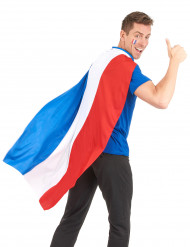 Cape supporter France 115 cm adulte