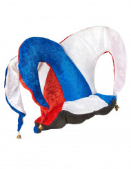 Bonnet fou du roi supporter France adulte