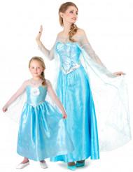 Déguisement de couple Elsa de la Reine des Neiges™ mère fille