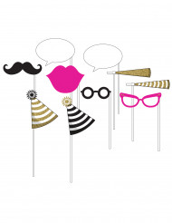 10 accessoires photo booth