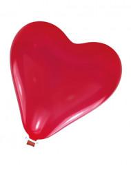 Ballon géant coeur latex 61 cm