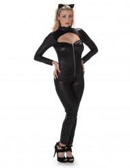 Déguisement super-héros chat sexy femme
