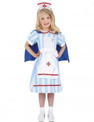 Déguisement infirmière vintage fille