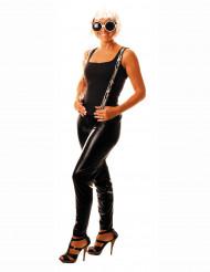 Legging noir femme