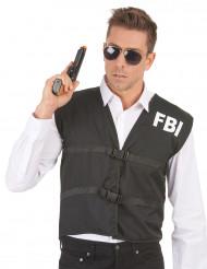 Gilet FBI adulte