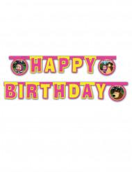 Guirlande articulée Happy Birthday Masha et Michka™ 2 mètres