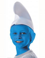 Bonnet petit lutin blanc enfant