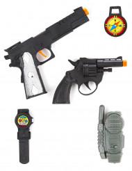 Kit Militaire enfants en plastique