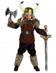 Déguisement guerrier viking garçon