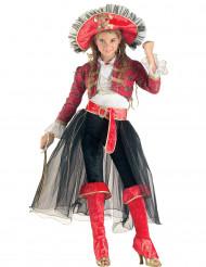 Déguisement corsaire pirate fille
