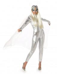Déguisement alien femme