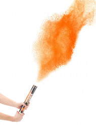 Canon à poudre orange 40 cm