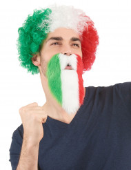 Barbe supporter Italie adulte