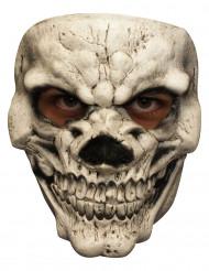 Masque Squelette sourire des enfers - adulte