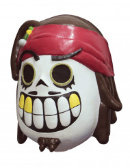 Masque pirate dia de los muertos adulte Calaveritas™