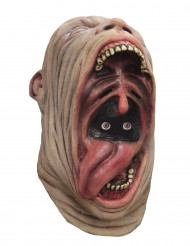 Masque intégral animé grande bouche adulte Halloween