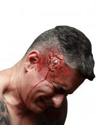 Fausse blessure crâne fracturé adulte Halloween