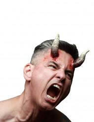Fausses cornes démoniaques adulte Halloween