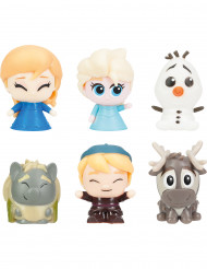 2 figurines souples  Elsa - Frozen™