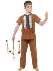 Déguisement indien apache garçon