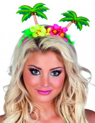 Serre-tête palmier Hawaï adulte