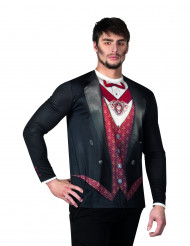 T-shirt vampire homme Halloween