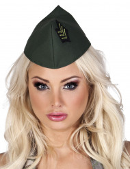 Coiffe militaire adulte