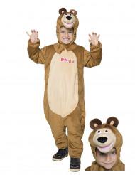 Déguisement l'ours - Masha et Michka™ enfants