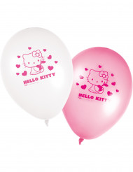 8 Ballons Hello Kitty™